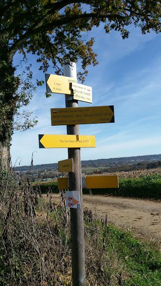 A la découverte du Chemin Henri IV